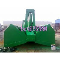 10t Electro Hydraulic Clamshell Grab for Deck Grane