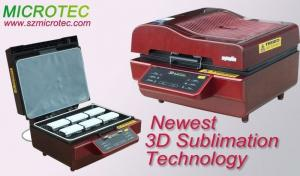 China 3D Heat Transfer Machine Vacuum III, 3d sublimation vacuum heat press machine on sale
