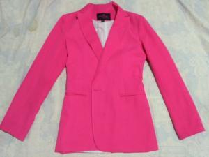 China Used Clothing Lady Fashion Jacket on sale