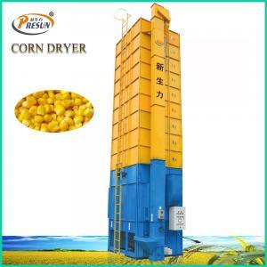 China Corn Dryer Machine  Manufacturer Batch Type 12.45kw 20 Tons Capacity on sale