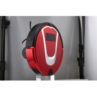 Wholesale of Intelligent Robot Vacuum Cleaner with LED Red Color CB Certificate