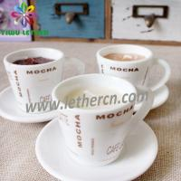 Creative Coffee Cup Candle Wedding Gift Candle Nice Arts & Crafts Candle for Home Decoration Container Candles