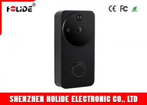 China Smart Wireless Doorbell Camera Remote Monitoring Low Power Consumption on sale