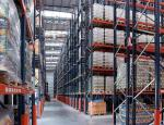 Heavy Duty Drive-In Pallet Racking System For Cold Room Storage