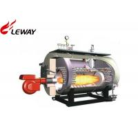 Energy Saving Hot Water Gas Boiler Atmospheric Pressure PLC Programmable Control