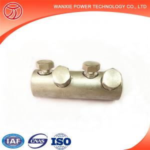 China Wanxie BSM-180/400 Sheatbolted connectors Copper Aluminium cable lugs on sale