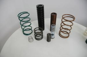China High temperature Stainless Steel Extension Springs FOR telecommunication on sale