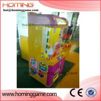 High quality toy/gumball /bouncy ball /candy gumball vending machine for sale(hui@hominggame.com)