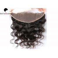 China Grade 7A Body Wave Malaysian Human Hair Lace Wigs Natural Black Hair Weaving on sale