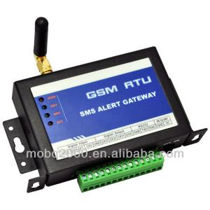China Alarm system connects to pc GSM SMS controller,4 digital input and 4 digital output on sale