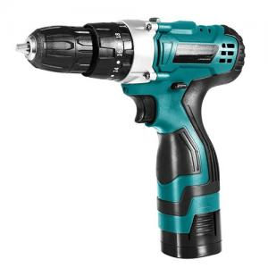 China Waterproof 12v Lithium Ion Cordless Drill , DIY Projects Heavy Duty Cordless Drill on sale