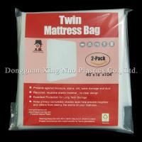 Customized Demand 02 Style 2 pack 40*16*104 inch Twin Mattress Bag