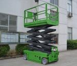 Factory Sale Electric Self Propelled Scissor Lift Table 10m Platform Height 320kg Loading capacity