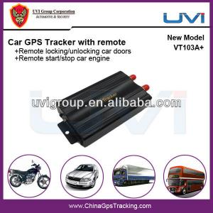 China Universal Vehicle GPS Tracker With Dual Fuel Sensor Monitoring on sale