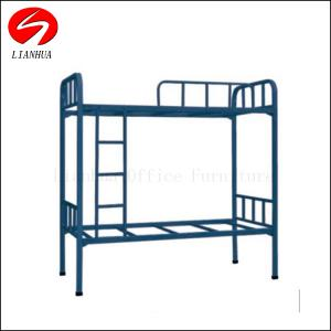 China adult bunk beds cheap metal bunk bed triple bunk bed on sale