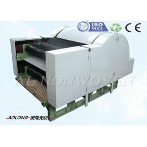 China Machine à cartes de fibre non-tissée d'ouate avec le double simple Doffers de cylindre on sale