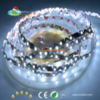 S-type Easily Bent Flexed Pliable DC12V 5mm&8mm FPCB nanometer waterproof IP65 2835 60LEDs Strip Light by Mufue