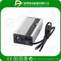 China Free Shipping 10pcs 58.4V 5A LiFePO4 Battery Pack Charger on sale
