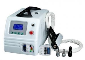 China 1064 nm Q-Switched ND YAG Laser Beauty Machine , Laser Tattoo Removal Equipment on sale