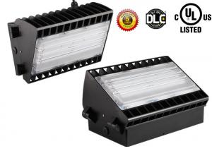 China UL , DLC , CUL ,SAA ,100W Led Wall Pack Lights Fixture With 5 Year Wrty on sale