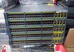 China 48 Port Used Cisco Network Equipment , Switch Cisco Catalyst 2960 4 T/SFP LAN Base Image wholesale