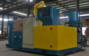 China 380V - 440V Scrap Cable Recycling Machine High Efficiency on sale