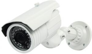 China IP67 HD Weatherproof IR CCD Security Camera Bullet Outdoor 0.3Lux DWS on sale