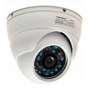 China CCTV Vandal-proof Outdoor Security Cameras PAL / NTSC , IR 36pcs LEDs 40m on sale