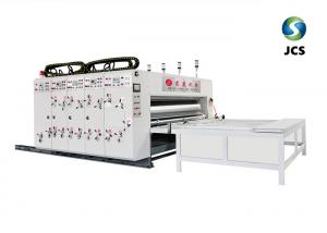 China Semi Automatic Flexo Printing Machine For Corrugated Carton 220v 380v 440v on sale