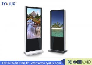 China Android 5.0 Ultra Thin Digital Advertising Displays / LCD Advertising Display One Year Warranty on sale