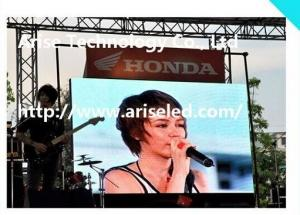 China ariseled.com Outdoor Rental Led Display SMD 640x640MM P8mm P10mm on sale