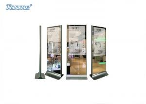 China 42'' Magic Mirror Wireless 3G LCD AD Player , Extra Slim Digital Signage With Body Sensor on sale