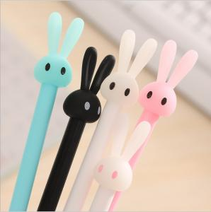 China Soft Silicone Rubber Cute Animal Cartoon Ballpoint Pen,Rollerball Pen  from china manufacturer on sale