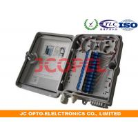 FTTH Wall Mounted Fiber Optic Distribution Frame ODF Unit Box Fiber To The Home