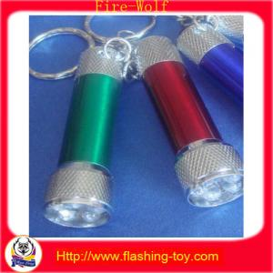 China Pocket Eco-friendly aluminum alloy white LED Torch Flashlight HL-S020 on sale