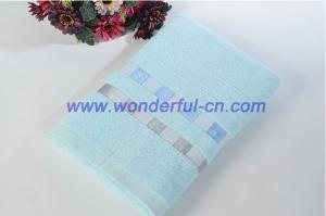China Best soft absorbent personalized luxury bath towels wholesale on sale