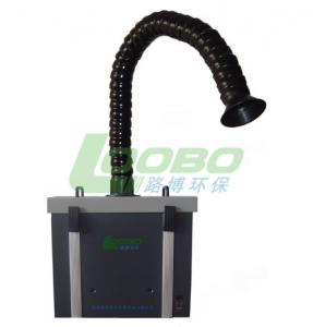 China Soldering fume extractor for electronic device manufacture on sale