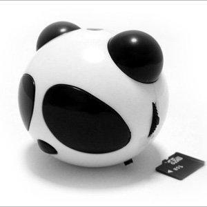 China TF Card Panda Speaker MS-PS163T on sale