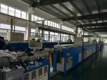 EPDM Strip Rubber Extrusion Line , CE ISO9001 Silicone Rubber Extrusion Machine