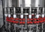 Máquina de enchimento quente de aço inoxidável, equipamento de enchimento do suco da polpa