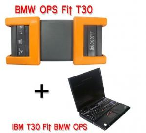 China Professional BMW OPS Diagnostic Software / Diagnostic Tools Fit For IBM T30 Laptop on sale
