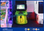 China Green Virtual Reality Equipment Electric  Kids Vr Coin Game Machine wholesale