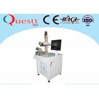 Laser Marking Machine for Jewelry 20W desktop printer laser High precision