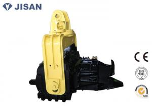China Side Clamp Hydraulic Impact Sheet Pile Driving For Excavators Zoomlion ZE230 on sale