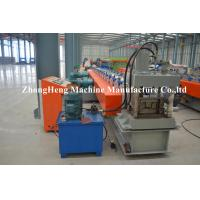 4mm Thickness U Section Stud And Track Roll Forming Machine For Greenhouse Structure