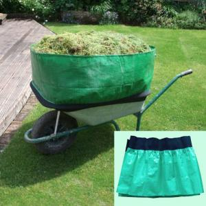 China Low Price Wheelbarrow Booster PE Tartpaulin Bag For Cleaning Garden Stables on sale