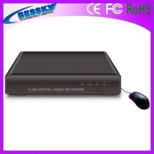 China H264 DVR/4CH Network DVR (BE-8004E) on sale