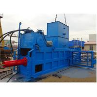 Hydraulic scrap paper plastic baling press machine automatic baler