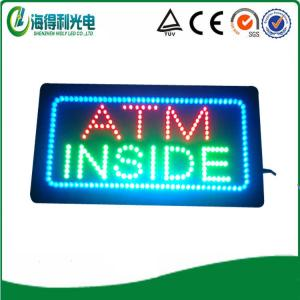 China HSA0078-30 9.5x19 LED ATM INSIDE SIGN and led display full sexy xxx movies video on sale