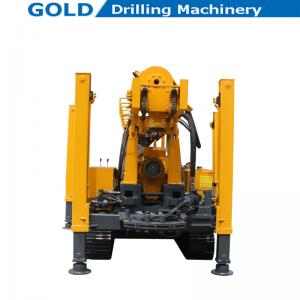China Wide Rotating Speed And Torque Range DTH Drilling Rig on sale
